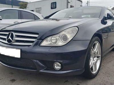 usado Mercedes CLS55 AMG AMG Aut. UN SOLO PROPIETARIO.