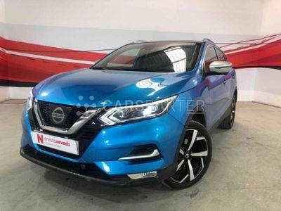 usado Nissan Qashqai 1.6dci Tekna+ 4x2 130 cv en Granada