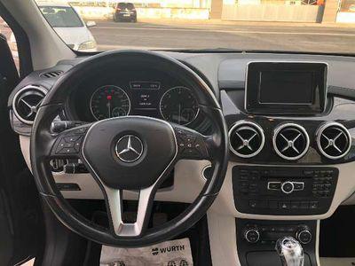 usado Mercedes B200 CDI BE