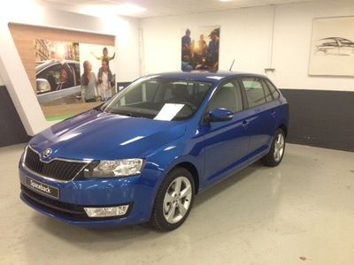 used Skoda Rapid 1.6tdi Cr Ambition 115