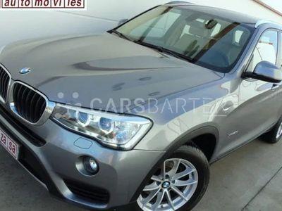 usado BMW X3 xDrive 20dA