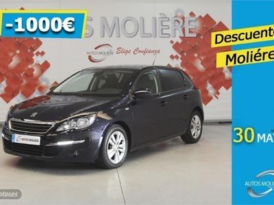 usado Peugeot 308 1.6 BlueHDi Style 100CV - ECO|Clima|BluetoothAudio
