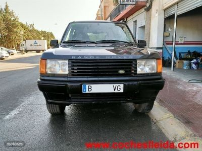 used Land Rover Range Rover 2.5 DT