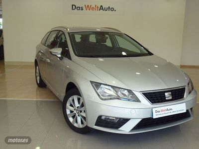 brugt Seat Leon ST 1.2 TSI S&S Style 110