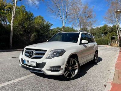 usado Mercedes GLK220 CDI 4matic