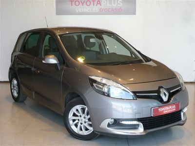 gebraucht Renault Scénic 1.5dCi eco2 Selection