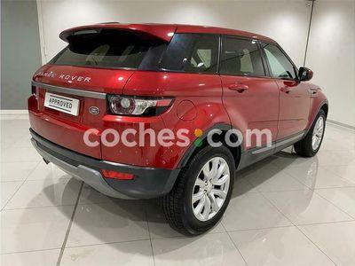 usado Land Rover Range Rover evoque 2.2l Td4 Pure Tech 4x4 Aut. 150 cv en Girona