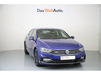 "usado VW Passat ""2 0 TSI 140kW (190CV) DSG R-Line"""