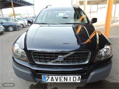 brugt Volvo XC90 2.4D Geartronic Kinetic