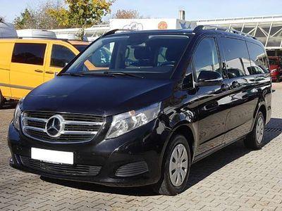 usado Mercedes V220 CDI Extralargo Avantgarde 7GT