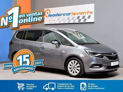 usado Opel Zafira 1.4 T S/S Excellence 140