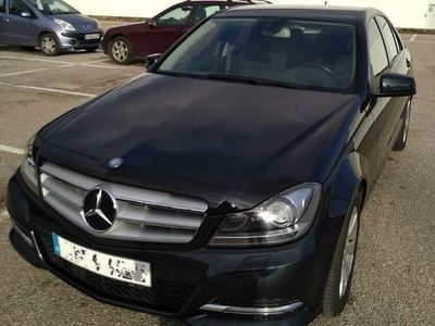 usado Mercedes C220 CDI BE Elegance 7G Plus