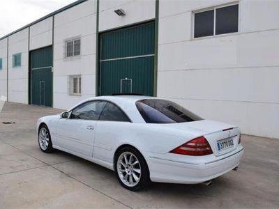 usado Mercedes CL500 Clase Cl2p. -01