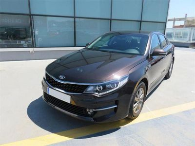 usado Kia Optima 1.7CRDI Eco-Dynamics Business DCT