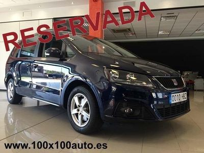 brugt Seat Alhambra 2.0tdi Cr Eco. Style Dsg 170