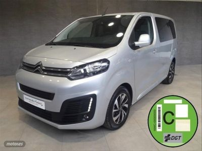 usado Citroën Spacetourer Talla XS BlueHDi 88KW (120CV) Business