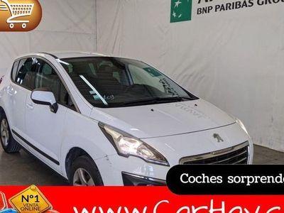 usado Peugeot 3008 BUSINESS PACK 1.6 HDI 120 CV BVM6 E6