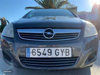 used Opel Zafira 1.9 CDTi 120 CV Cosmo Auto