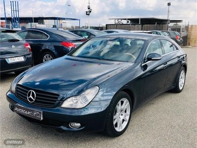 usado Mercedes CLS320 320CDI Aut.Nacional-KmCerticados-Cuero-Impecable!!