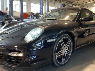 usado Porsche 911 Turbo Coupe A.M.08