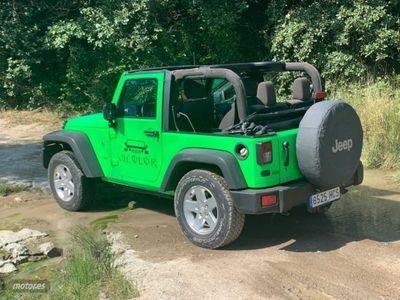 usado Jeep Wrangler 2.8CRD SPORT 200cv, Segunda Mano, Barcelona