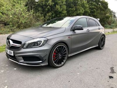 usado Mercedes A45 AMG Clase W176 4Matic 7G-DCT