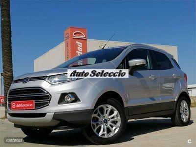 usado Ford Ecosport 1.0 ECOBOOST 92KW 125CV TITANIUM