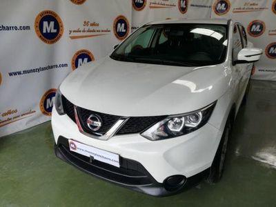 usado Nissan Qashqai 1.6dCi Tekna 4x4-i