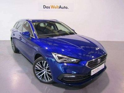 usado Seat Leon ST 1.5 TSI S&S Xcellence Launch Pack M 150