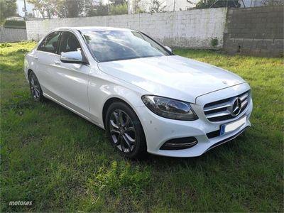 brugt Mercedes C220 Clase Cd Sportive Exclusive