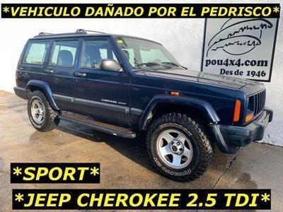usado Jeep Cherokee 2.5TD Limited