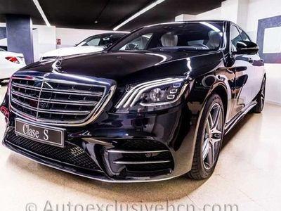 usado Mercedes S350 ClaseLargo 9G-Tronic