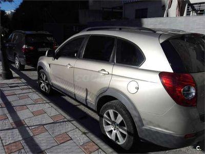 brugt Chevrolet Captiva 2.0VCDi LTX Aut.