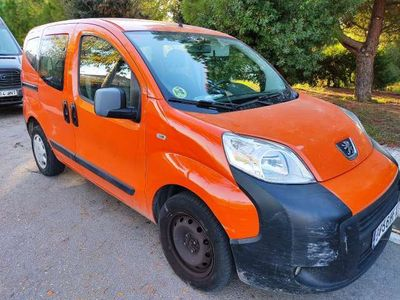 usado Peugeot Bipper Tepee 1.4HDI Outdoor 2 Tronic
