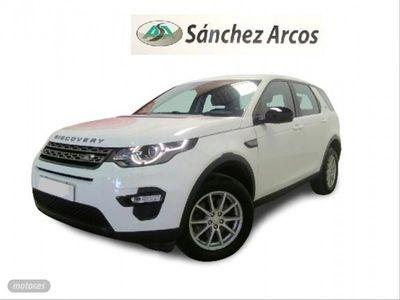 usado Land Rover Discovery 2.0L eD4 110kW 150CV 4x2 HSE