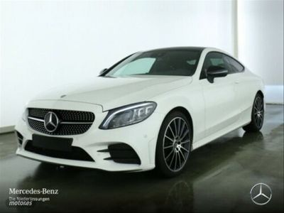 usado Mercedes C300 Clase C Couped