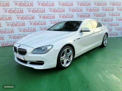 usado BMW 640 Serie 6 d xDrive Gran Coupe