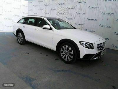 usado Mercedes E350 Estate 4Matic All-Terrain 9G-Tronic