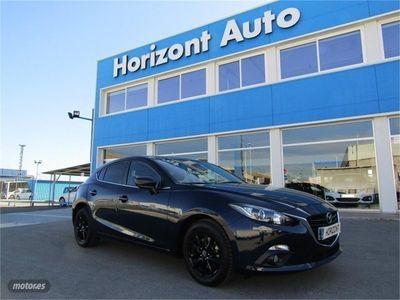 gebraucht Mazda 3 1.5 DE 77KW MT Black Tech Edition