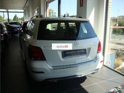 usado Mercedes GLK220 Clase GLKCDI Blue Efficiency