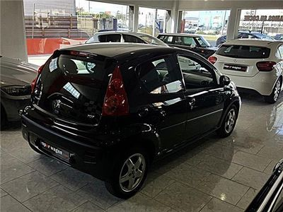 usado Peugeot 107 1.0i 2tronic Trendy 68cv 5p. -11