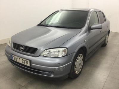brugt Opel Astra 1.6 8v Club 5p.
