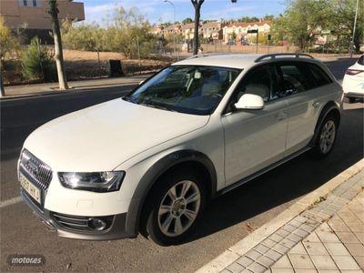 usado Audi A4 Allroad quattro 2.0TDI S-Tronic 177