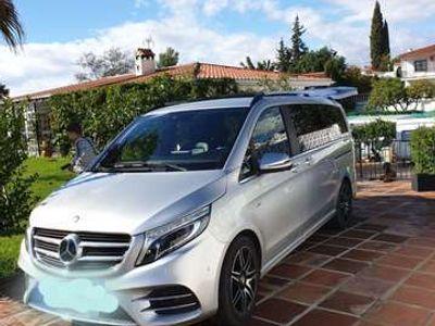 usado Mercedes V250 d Largo Avantgarde 7G Tronic