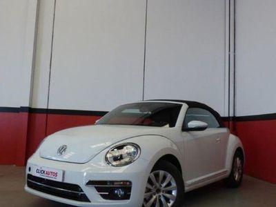 usado VW Beetle Cabrio 1.2 TSI Design 77kW