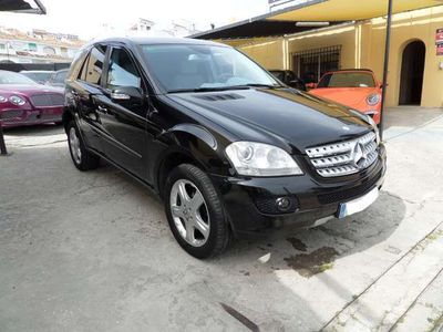 usado Mercedes ML280 CDI Aut.