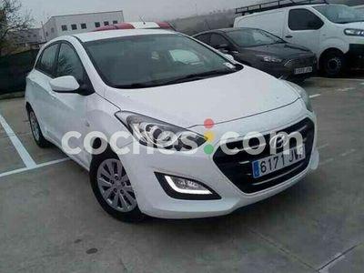 usado Hyundai i30 I30Cw 1.6crdi Bd Klass 110 110 cv en Toledo