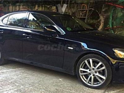 usado Lexus IS250 Sport 4p. -07