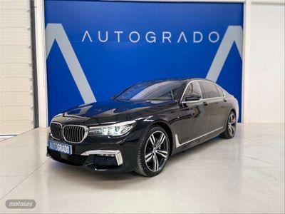 usado BMW 740L Serie 7 dA xDrive