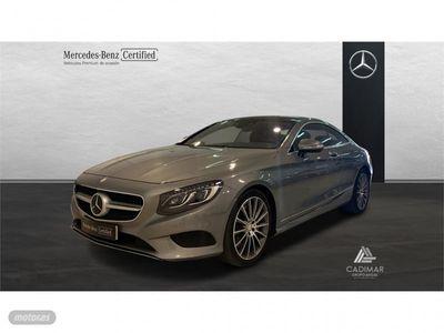 usado Mercedes 500 Clase S S Coupé4M Aut.